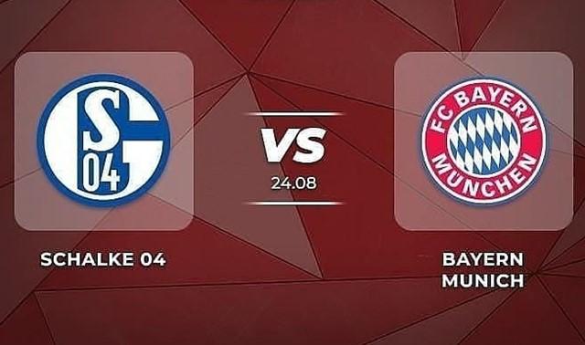 Schalke 04 vs Bayern - IGbetwinner