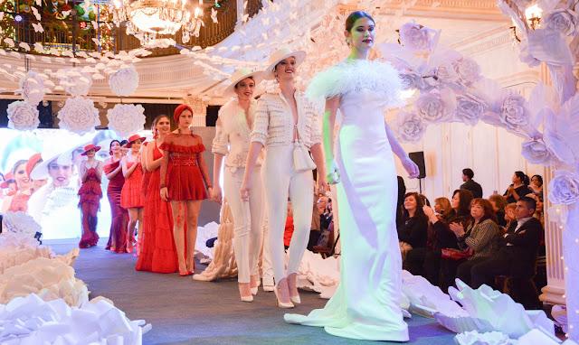 Se llevó a cabo el evento de #ArteDiseñoYmodaLatinoamericana en el Palacio San Miguel de Buenos Aires