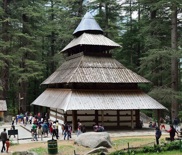 Hidimba Devi Temple (145 USD)