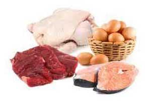 Ejemplos de los alimentos que tienen más proteínas