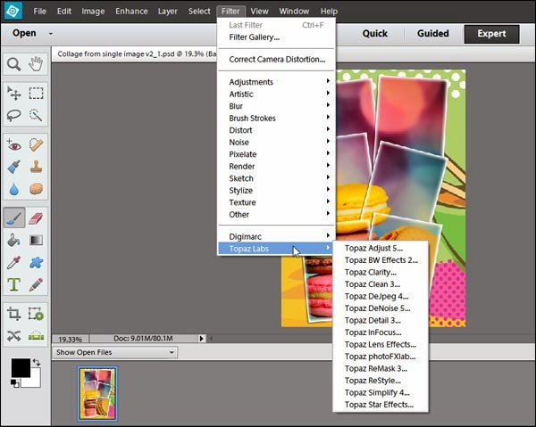 Quick Install All Topaz Plugins in Photoshop Elements