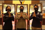 AKBP Kam'ndyah, Kabag Dal Ops Polda Banten: Peran Polisi Wanita, Setara Polisi Pria