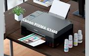 Canon PIXMA G3460 Driver Softwar Free Download