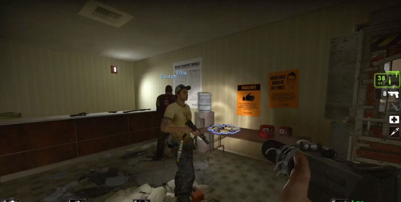 Left for Dead 2 افضل لعبة تصويب منظور الشخص الأول