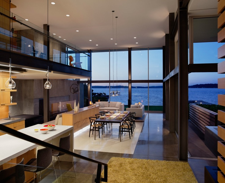World of Architecture: Modern Unusual Houses: Graham ...