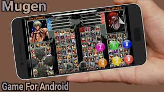 KOF Mugen Tales Of Fighters Game Android