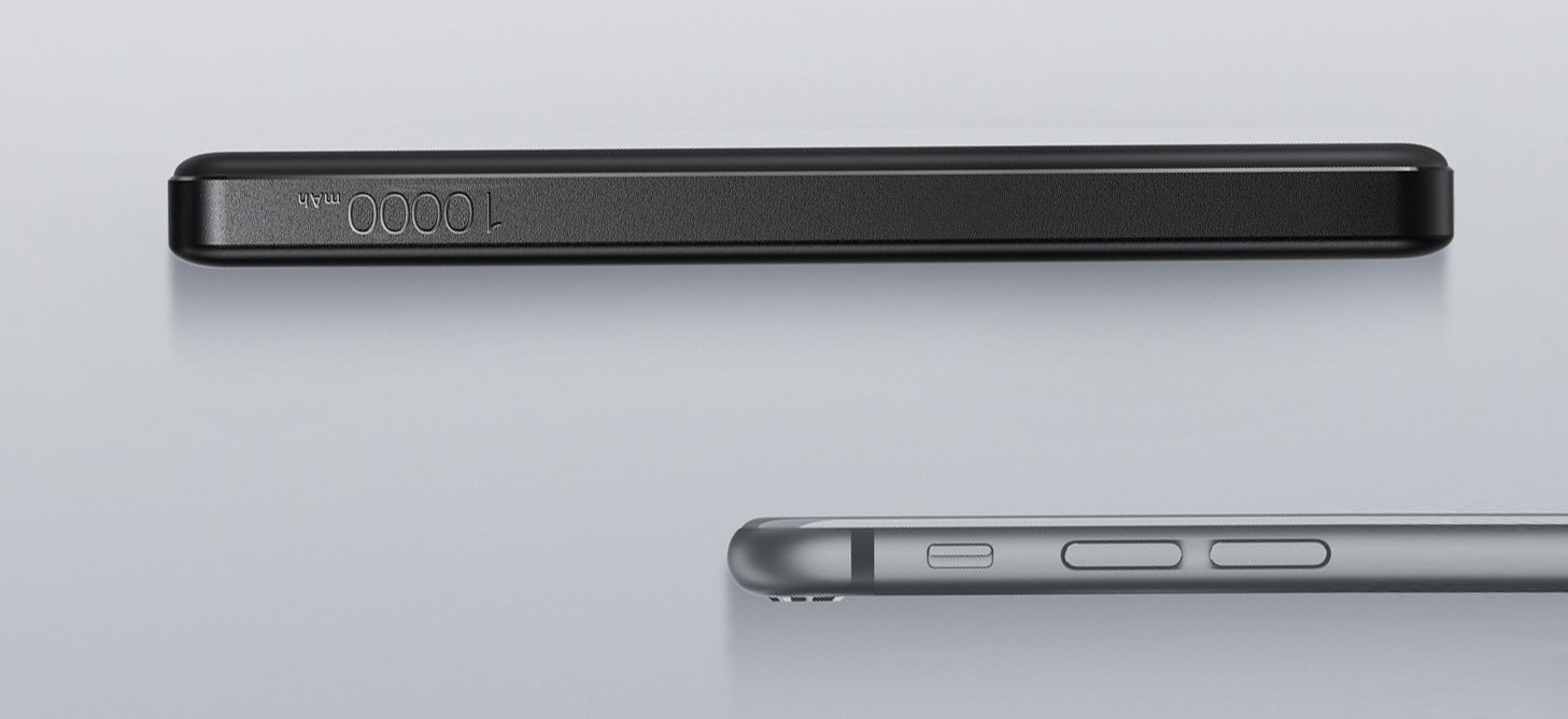 Anker Caricabatterie portatile PowerCore II Slim 10000