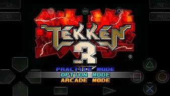 تحميل لعبة tekken 3 للاندرويد مهكرة برابط واحد مباشر