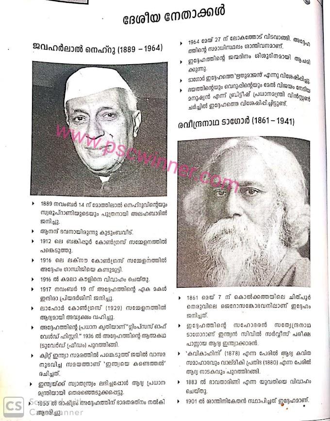 LDC Study Material 1 -National Leaders