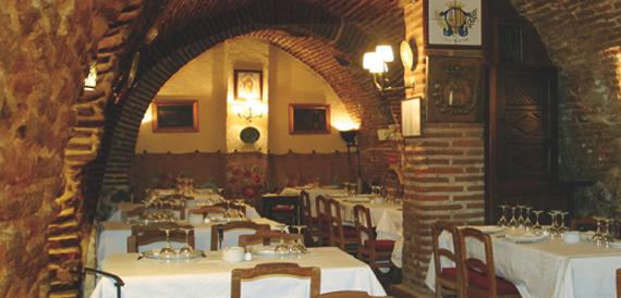 El restaurante más antiguo del mundo: Restaurante botín