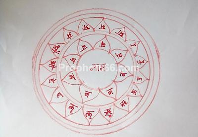 The Most Powerful Vashikaran Yantra