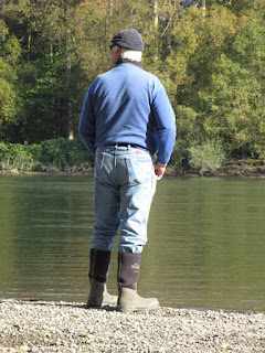 Norm at the Nooksack River