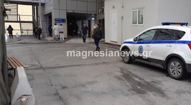 Βόλος: Γιατρός αυτοκτόνησε πέφτοντας από τον 7o όροφο του «Αχιλλοπούλειου» (vid)