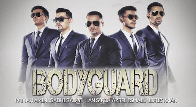 Drama Bodyguard TV3