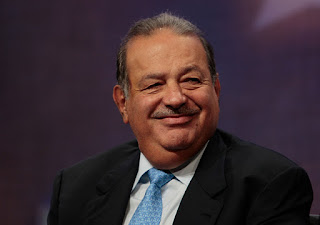 Carlos Slim Helú, world's richest man and climate criminal