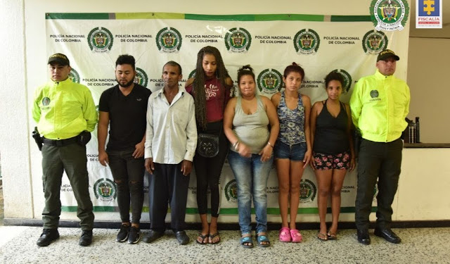 En La Guajira: desarticulada banda de prostitución infantil