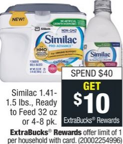 Similac Ready-to-Feed