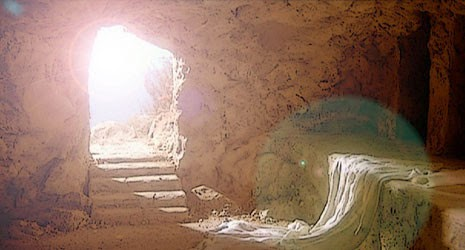 He is Risen...  Thoughts at DTTB.