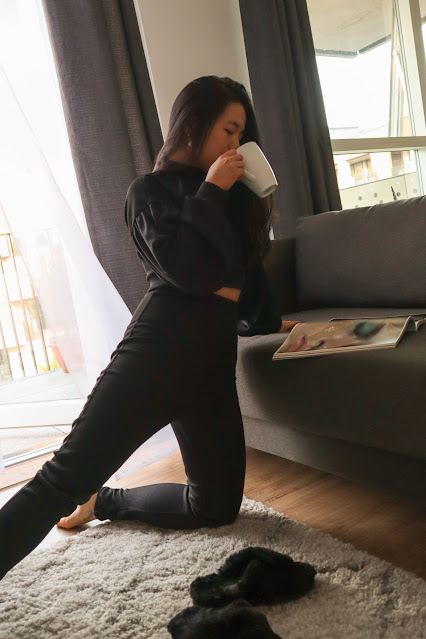 Loungewear outfits to stay chic the whole day