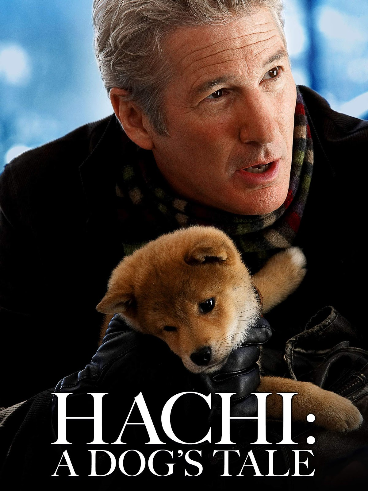 Hachiko- A Dog's Tale