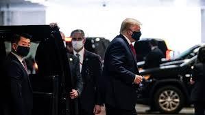 ترامب يقوم بزيارة شقيقة في المستشفى بنيويورك - موقع عناكب الاخباري