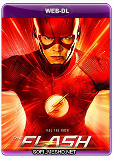Baixar The Flash 3ª Temporada Completa Dublado Torrent