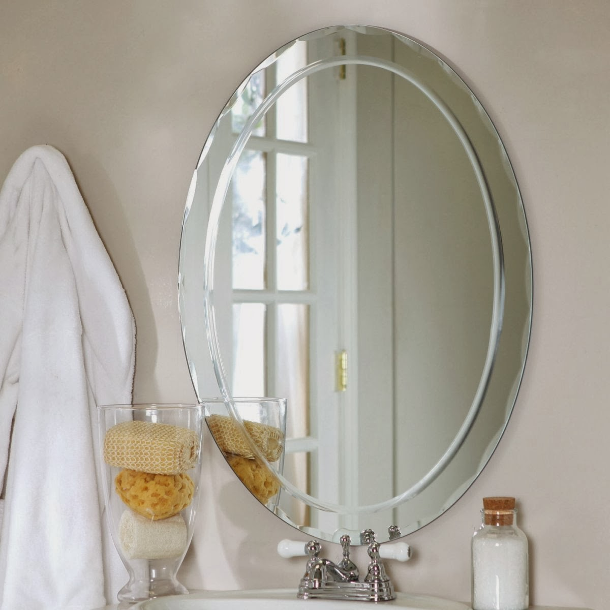 Bathroom Wall Mirrors  Bedroom and Bathroom Ideas