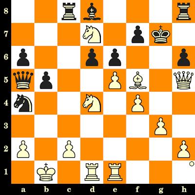 Les Blancs jouent et matent en 3 coups - Karl Pulkkinen vs Hillar Karner, Espoo (Finlande), 1991