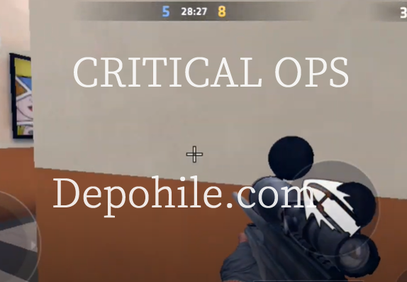 Critical Ops 1.25 Sniper Crosshair Hilesi Script Haziran 2021