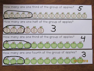 Apples Fractions of a Group