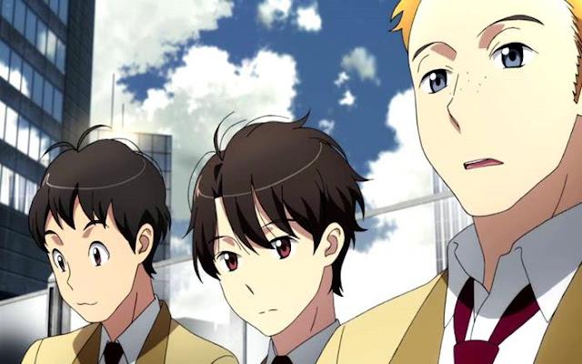 Aldnoah.Zero - Anime Mecha Terbaik Summer 2014