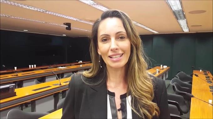 Ana Paula Henkel detona Moraes: 'É um tirano, um atraso para o Brasil'