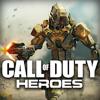 Call of Duty�: Heroes APK + MOD (No damage) + DATA v2.7.1 Terbaru 2016 For Android Gratis
