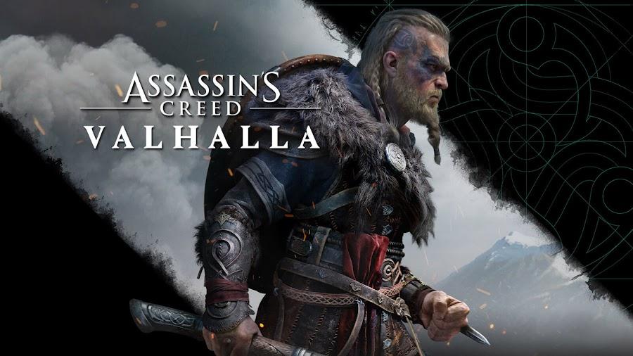 assassin's creed valhalla premiere trailer pc ps4 ps5 xb1 xsx viking warrior eivor action-adventure stealth game ubisoft