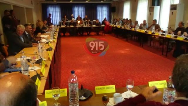 Συνεδρίαση του Περιφερειακού Συμβουλίου Πελοποννήσου  στη Σπάρτη