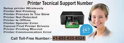 Printer technical support Number