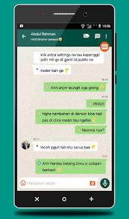 BBM Mod Themes WhatsApp Apk 3.0.1.25 (WA)