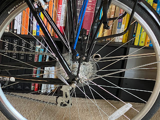 The Bike and the Books