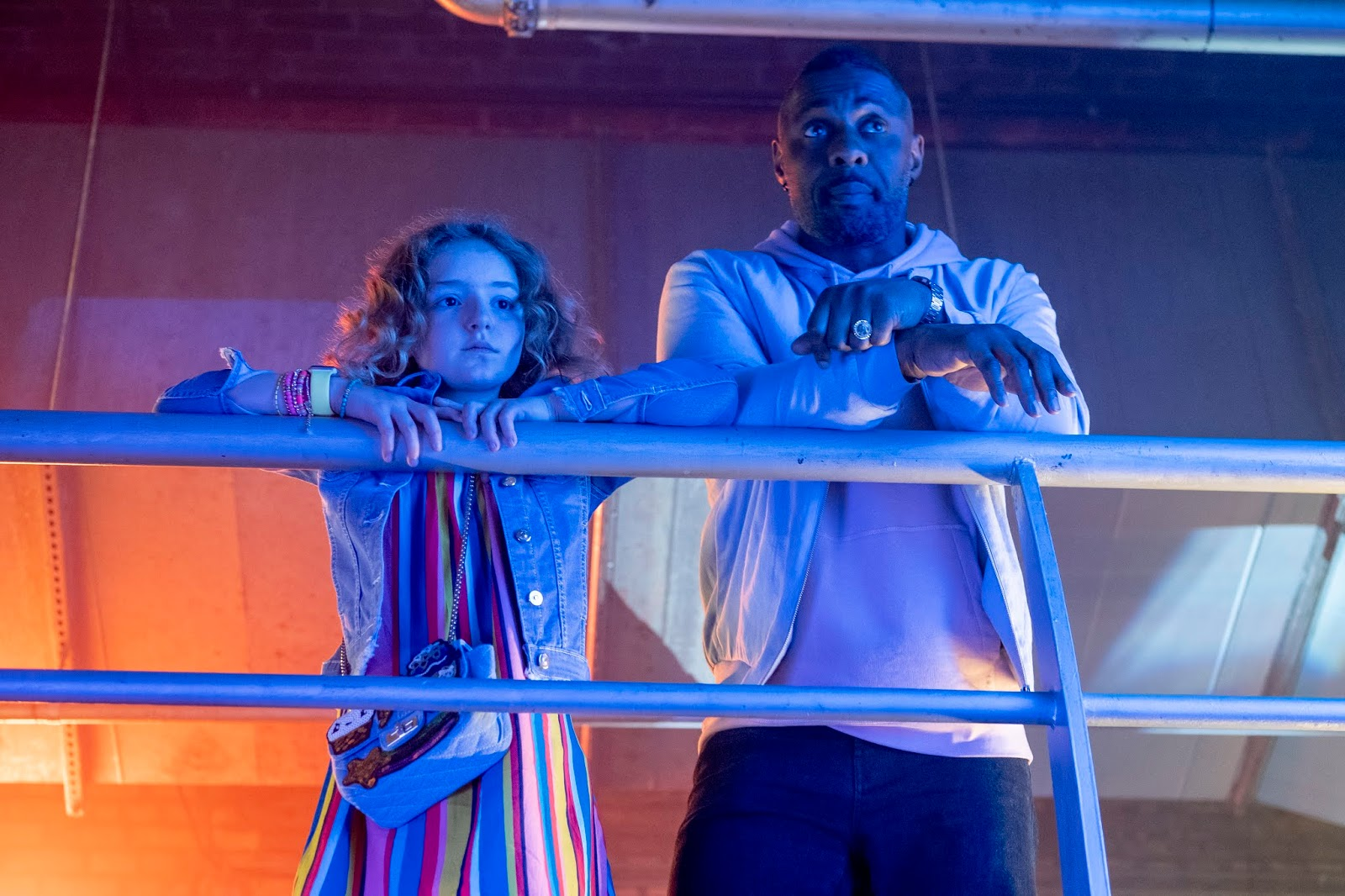 The TV MegaSite's Primetime News Chat: First look at Idris