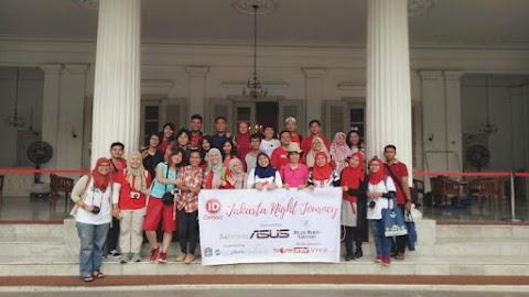 Jatuh cinta kedua pada Jakarta