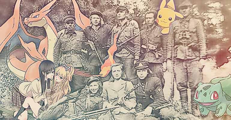 Żołnierze wyklęci made in Japan