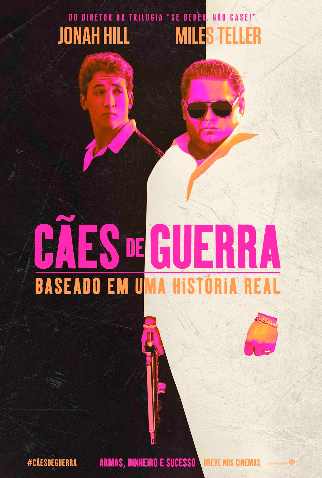 Cães de Guerra Torrent – BluRay 720p e 1080p Dual Audio (2016)