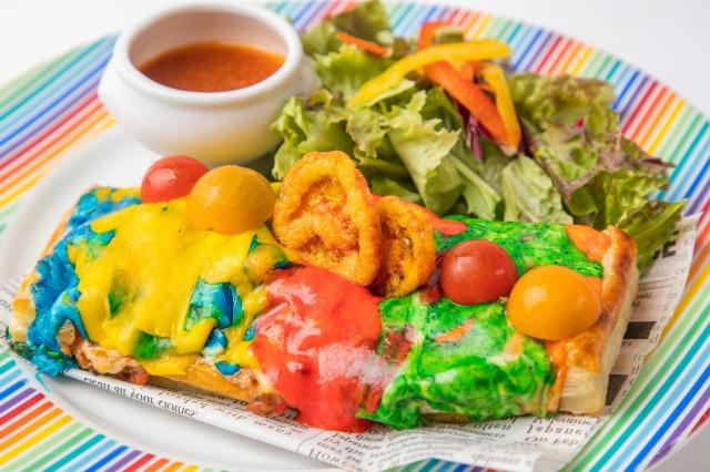 Lasagna Harajuku Monster Cafe