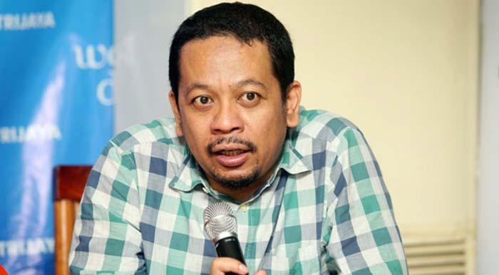 Dikatain Dungu Usung Jokowi 3 Periode, Qodari: Ya Mungkin Bang Rocky Jarang Turun ke Bumi, Makanya Saya Dibilang Dungu
