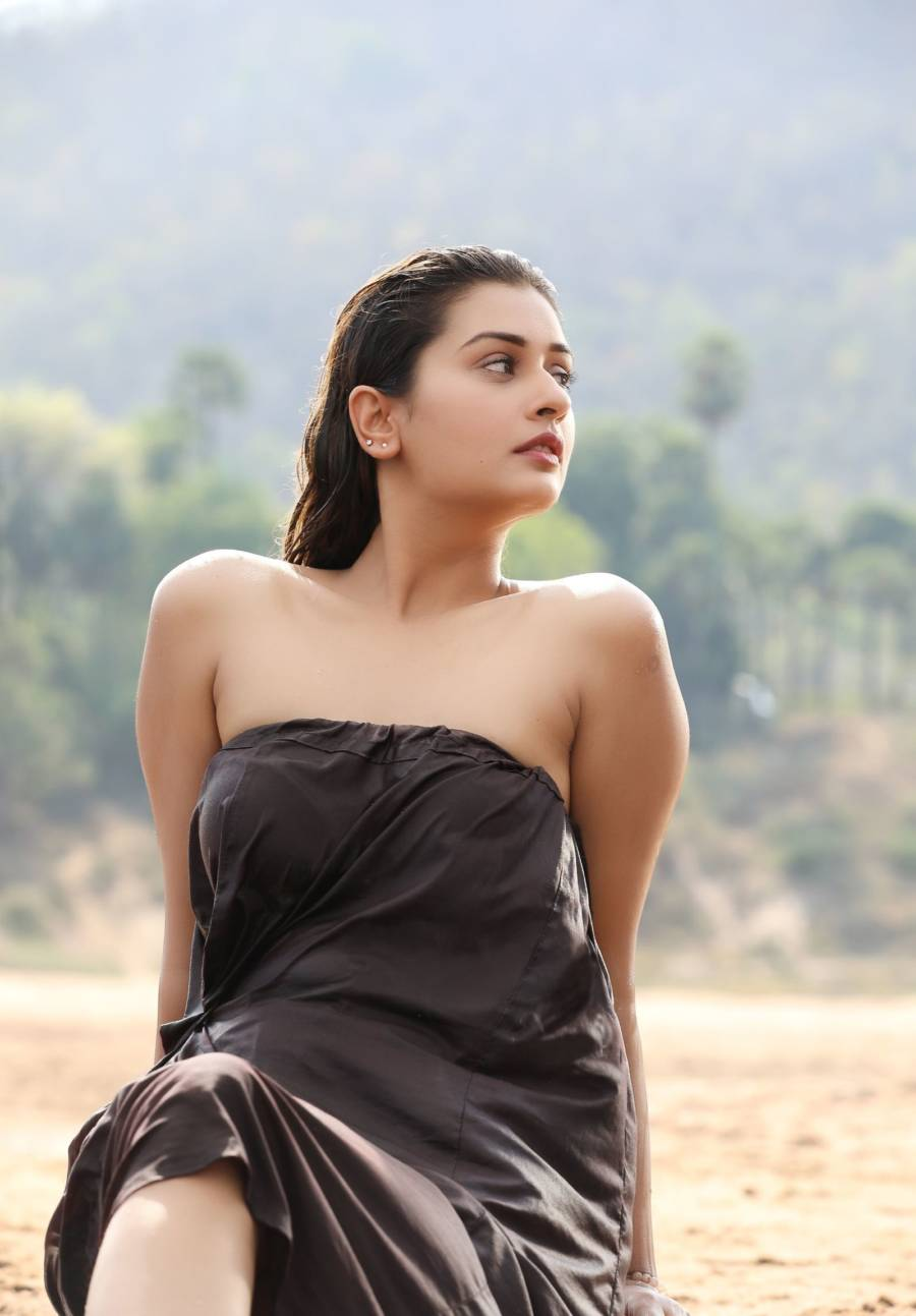 Beautiful Indian Girl Payal Rajput Stills from RDX Love Movie