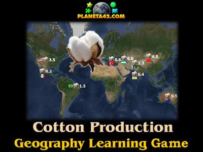 Световно Производство на Памук