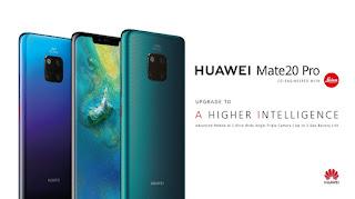 Daftar Lengkap Harga HP HUAWEI Terbaru Januari 2019