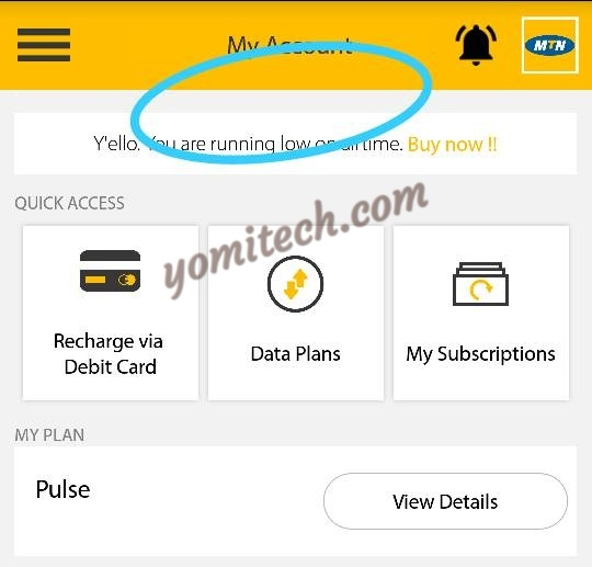 Download Mymtn App And Get Free 500MB Data - Phones - Nigeria