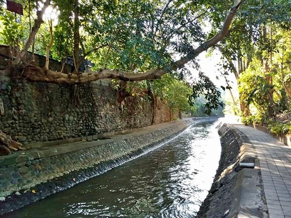 Taman Rekreasi Tukad Bindu Denpasar