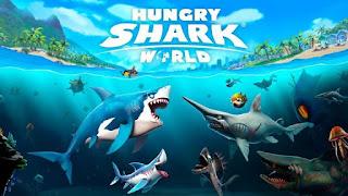 Download Hungry Shark World MOD APK 4.0.6 Unlimited Gems